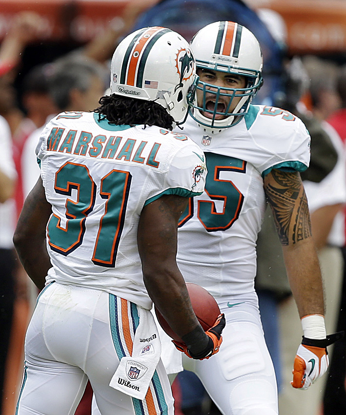 Koa Misi, Richard Marshall