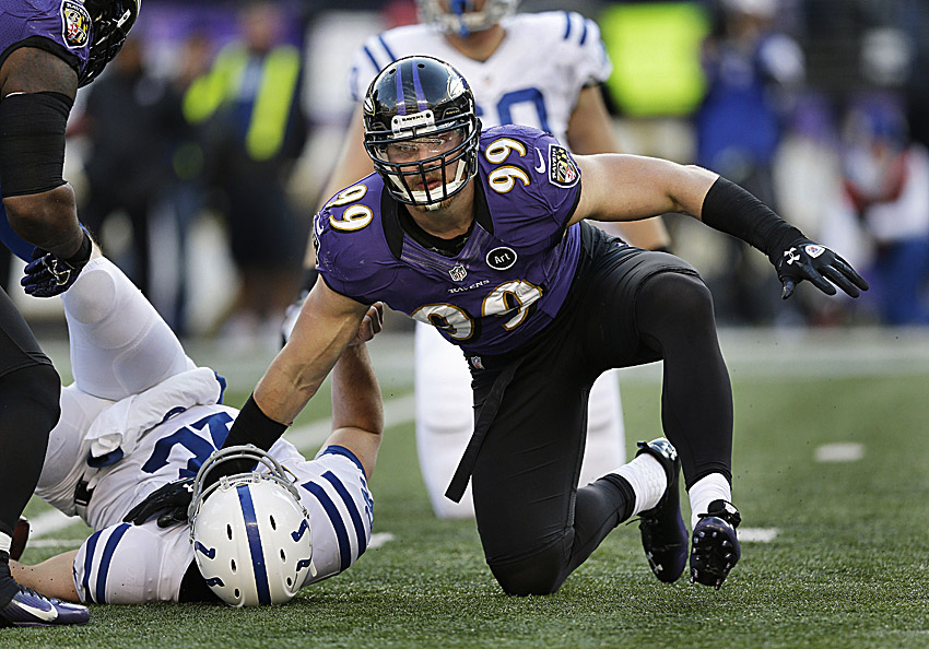 Paul Kruger, Andrew Luck